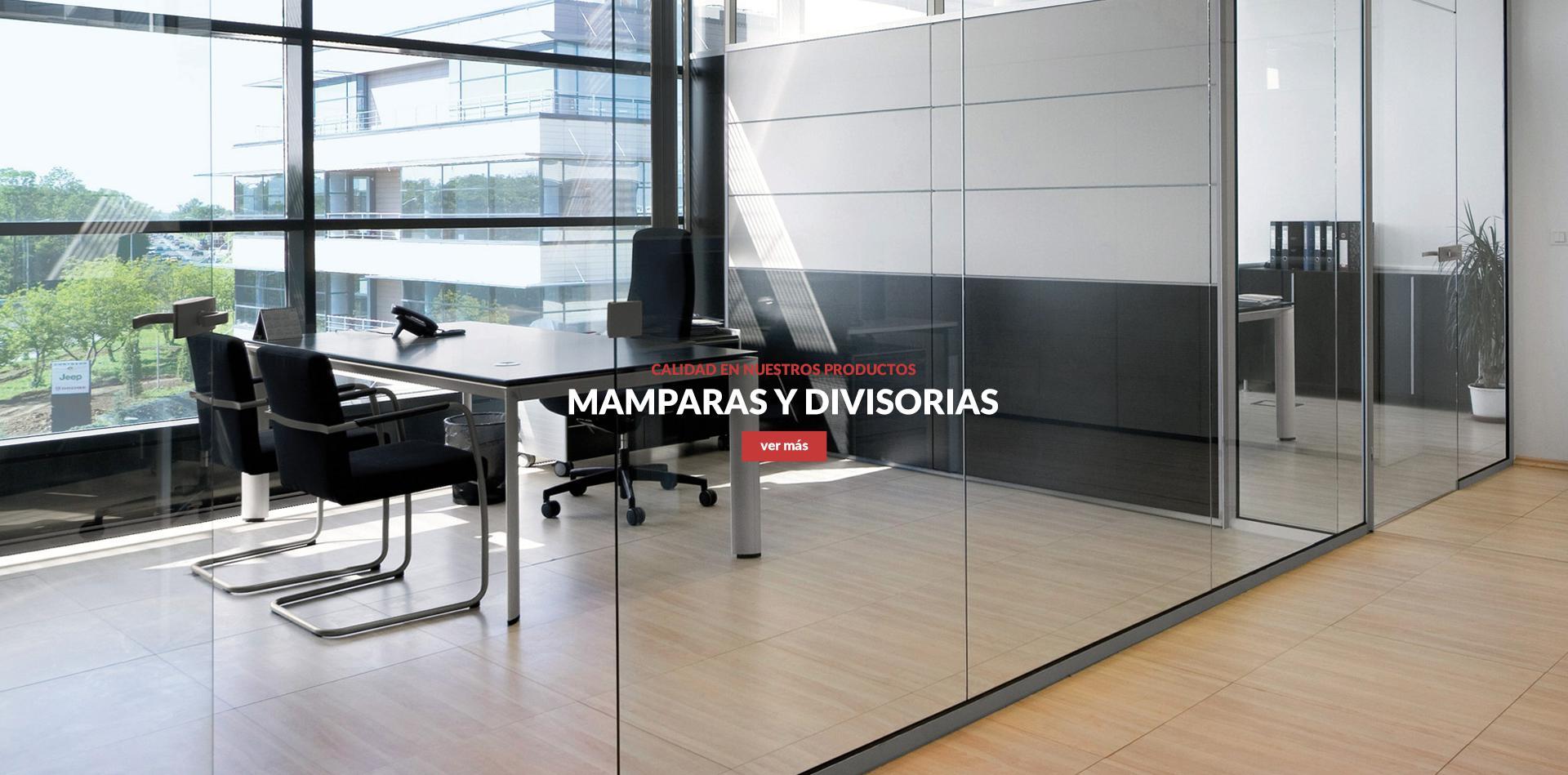 Ofyal - Mamparas y divisorias